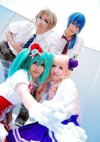 macross frontier grp_3 by kaname-lovers