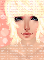 Collab with Example c: by LeHaste