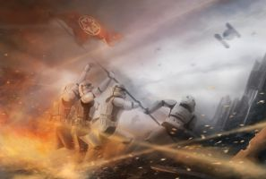 Stormtroopers by Datem