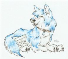 Spieluhr by WolvenFlames by ArtOfThePawAndFang