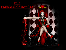 The Princess of Hearts by Willowen