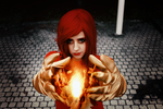 Burn!! by kanamecosplay