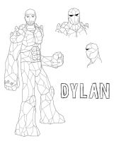 Dylan, The Boulder by DaStinka