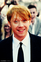 London Premier: Rupert Grint by vacant-xpressi0ns