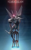 Starscream (TFP) by koch43