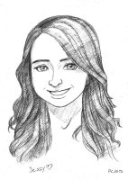Jessy Caricature by Brother-Tico