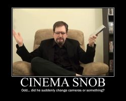 Motivation - Cinema Snob by Songue