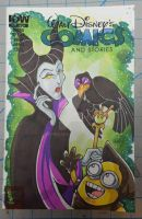 Maleficent's Minions Comic Sketchcover by DaphneLage