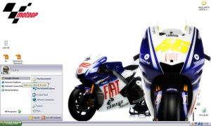 fiat yamaha 2009 by indaLone