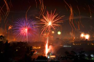 2014 New Year's Eve by drewhoshkiw
