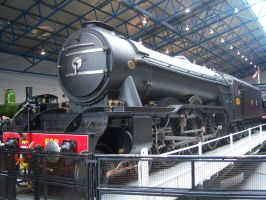 Flying Scotsman: May 2011 - 1 by rh281285
