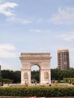 Mini Arc de Triomphe by KarissaRhm