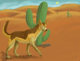 The Dry Lands by Abellia