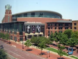 Nationwide Arena by dhunley