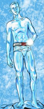 Iceman power effect attempt by Apophys420