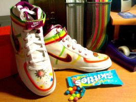 Nike Vandal High by Lizdette
