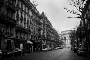 avenue victor hugo by valentinous