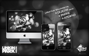 Linkin Park Wallpaper by AShinati