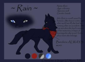 Rain Reference by WickedSpecter