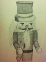 Nutcracker. by MissCoffeeDrinker