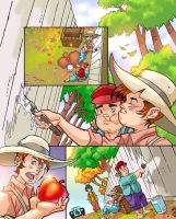 Tom Sawyer 2 Colored by mengoloid