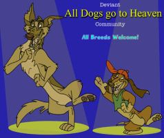 All Dogs go to Heaven ID by adgth