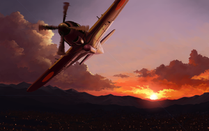Mitsubishi J2M Raiden by U-Joe