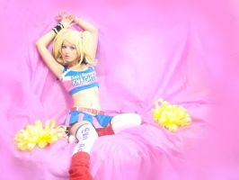 Juliet Starling  - Cosplay by MishiroMirage