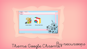 Theme Chrome 1 by CanalRecursosPs
