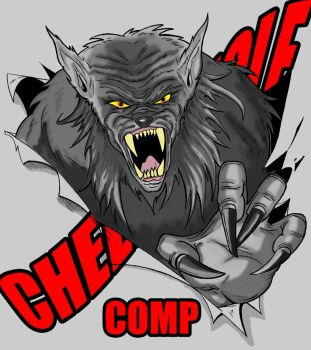 CHEERWOLF COMP by THESELFCENTRE