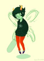 Kanaya by Sweeneyluva