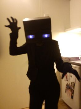 Enderman! by Frankyding90