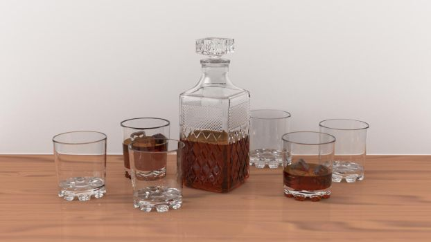 Decanter by kward1979uk