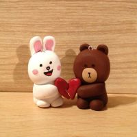 Brown and Cony by terronsitodasucar
