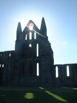 Whitby Abbey Halo by Panselinos