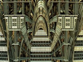 Cathedral by jjkiefer