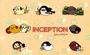 Inception Peas by Sanatic