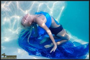 Water and light by AmyFantasea