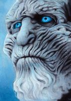 Game of Throwns - White Walker by Trev--Murphy