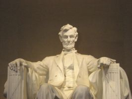 Lincoln Himself by frisbii