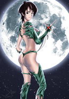 Witchblade: Darkness and Light by wingzero620