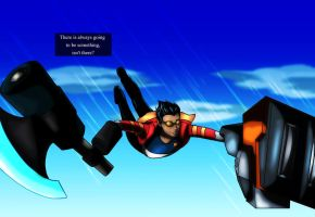 GENERATOR REX OVERTIME: CHAPTER 11 Pg. 1 by Lizeth-Norma