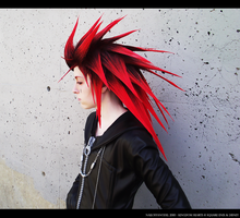 Axel - Feeling Distant by NailoSyanodel