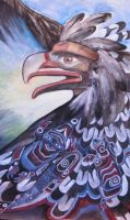 Eagle by badgersoph