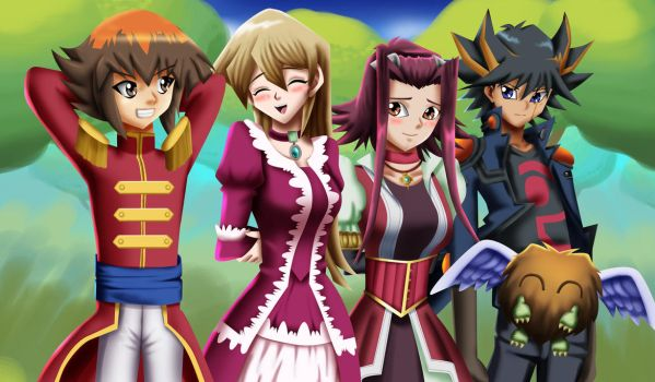 .: YGO : Walk in the Park :. by Sincity2100