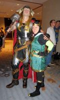 Thor: Kid Loki Cosplay 3.1 by witchcraftywolfen