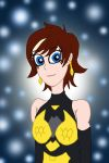 Wasp (Disk Wars Costume) by edCOM02