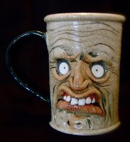 Stressed out mug by thebigduluth