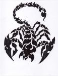 Scorpion Tattoo by dathore