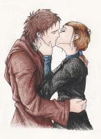 Bastila's Kiss by Raven-Scribbles